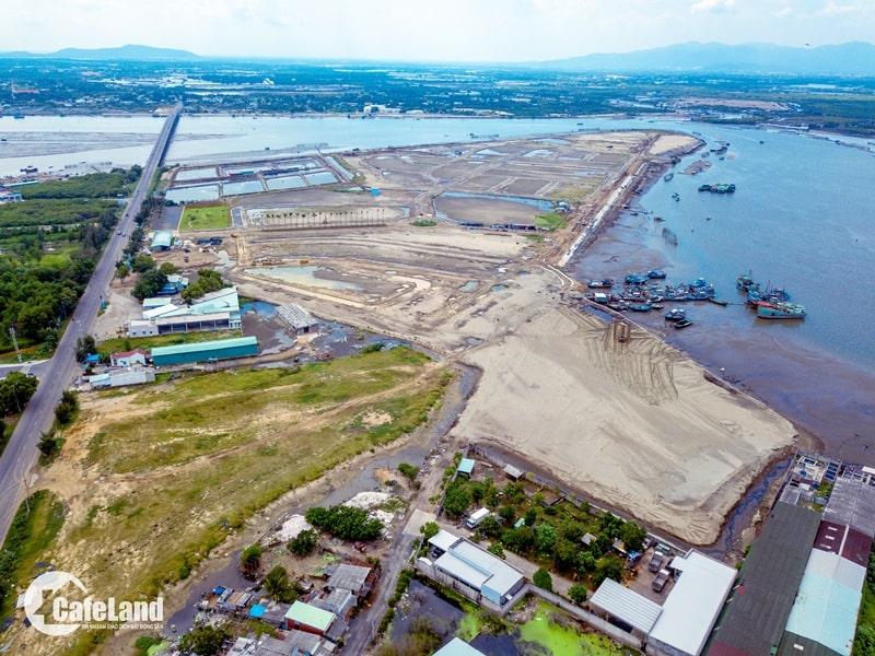 Tiến độ thi công dự án Marine City