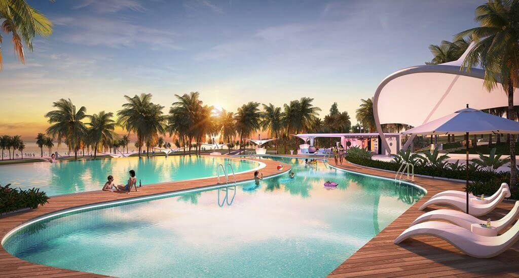 Tiện ích dự án căn hộ Aria Mũi Né Luxury Apartment Phan Thiết
